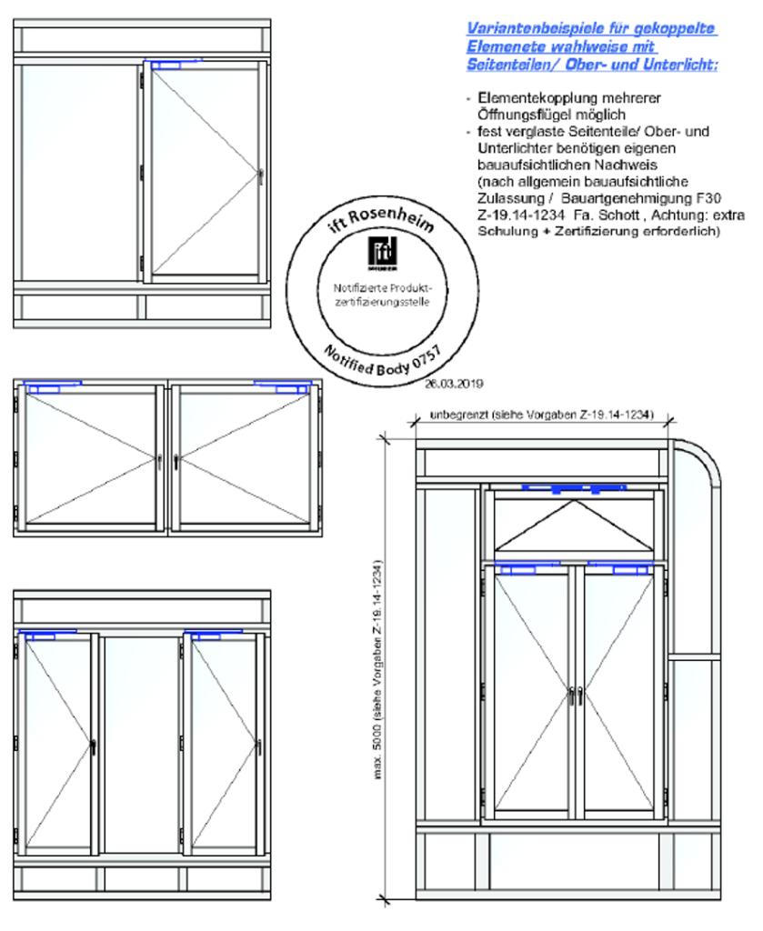 Branschutzfenster F30 Spezifikation 4